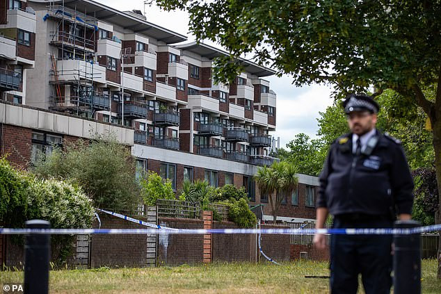 How Young Nigerian man was shot dead outside his home in the UK
