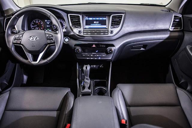 Hyundai New Tucson 2017 - Brasil - preço