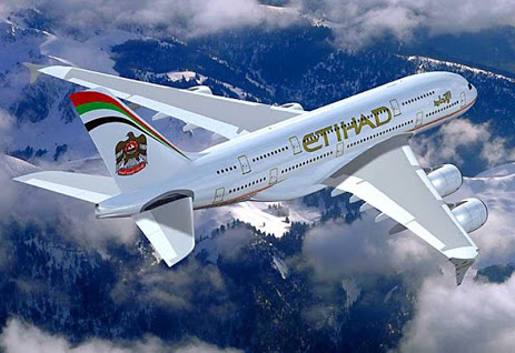 Etihad Airways lets you fly for free and pay later