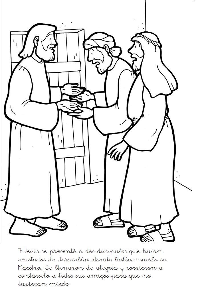 ME ABURRE LA RELIGIÓN: Muerte y resurrección de Jesús
