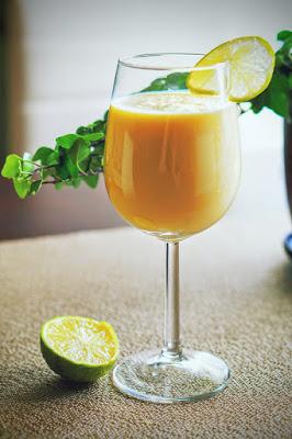 Mango koktajl