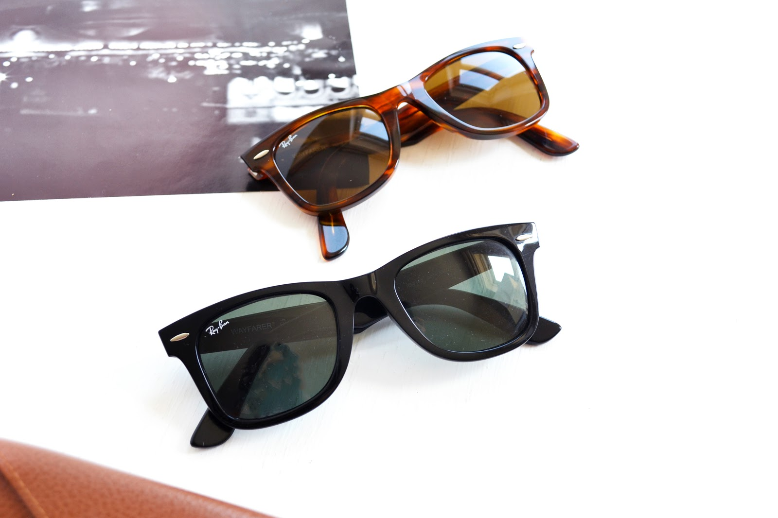 ray ban 2140 wayfarer black and havana