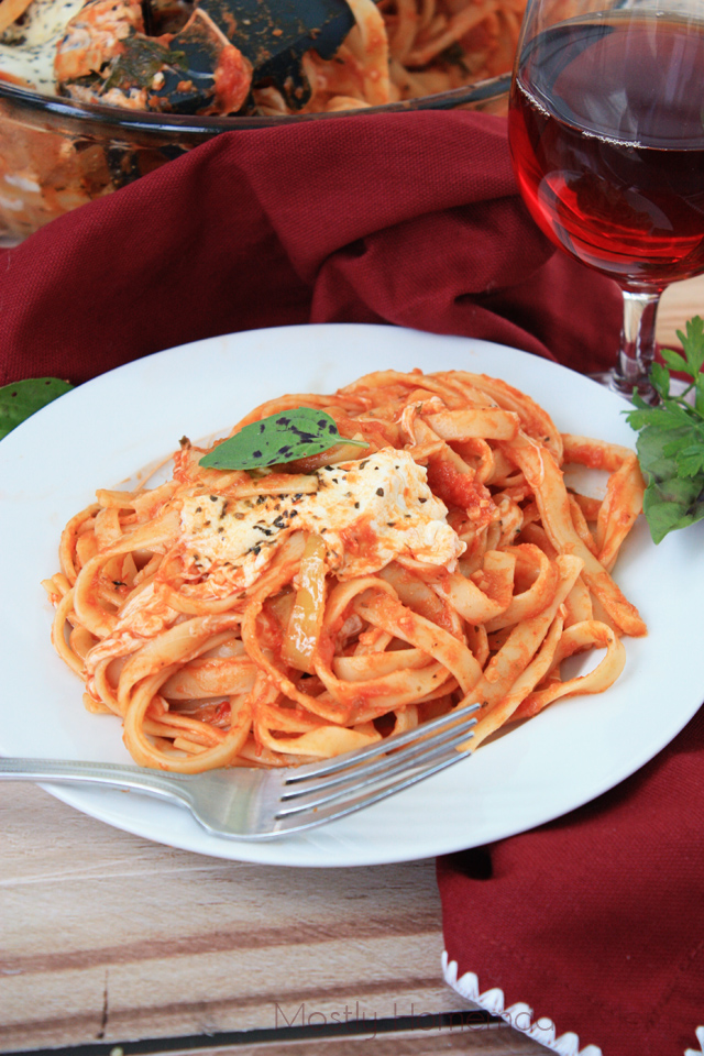 fettuccine recipes