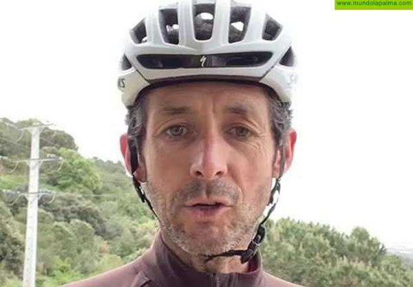 Roberto Heras, el ciclista más laureado en la Vuelta a España, participará en el mes de julio en Transvulcania Bike