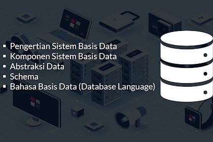 Sistem Basis Data - Materi Kuliah Basis Data (2)