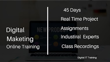 Best Digital Marketing Online Course|Training and Video Tutorial