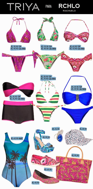ae8a1ef9d9 Blog Princesas Modernas  Riachuelo e mais uma coleção fashion!