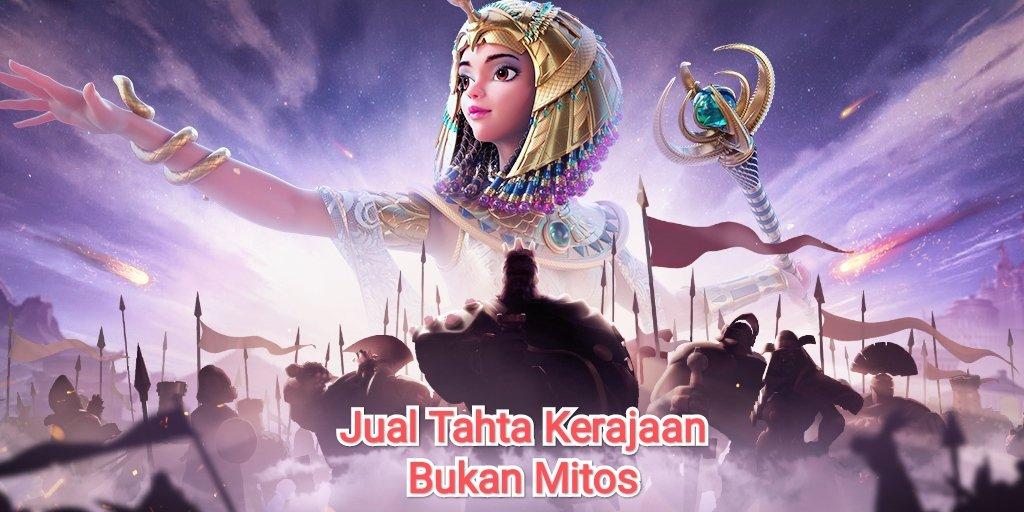 jual kingdom rise of kingdoms kerajaan