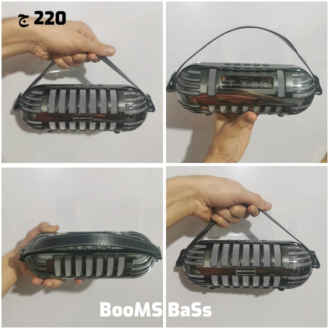 سماعة بلوتوث Booms Bass – L7