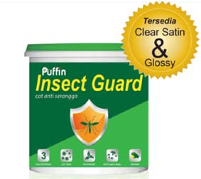 Puffin Insect Guard Cat Anti Serangga Pertama Di Indonesia