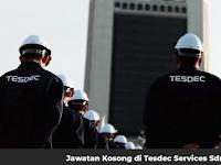 Jawatan Kosong di Tesdec Services Sdn Bhd
