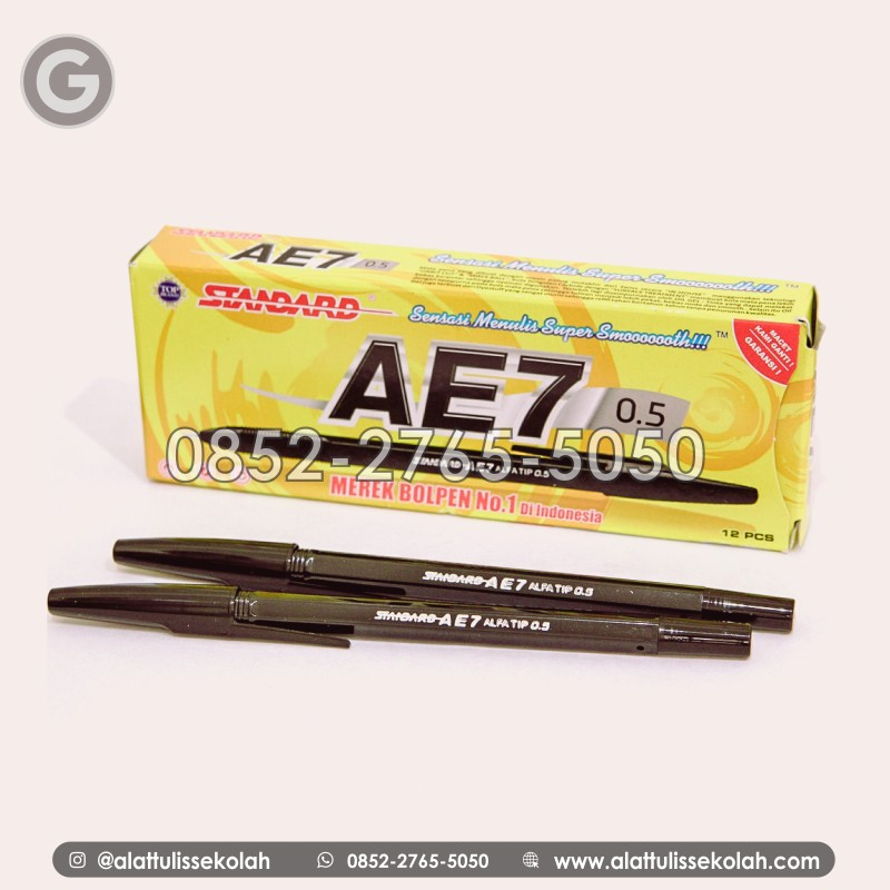 +62 852-2765-5050 | harga pulpen standard ae7 1 pack
