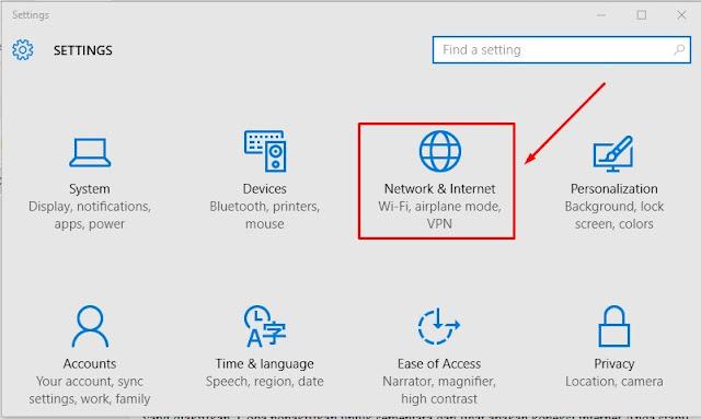 Cara Memperbaiki Koneksi Internet Pada Laptop Paling jitu