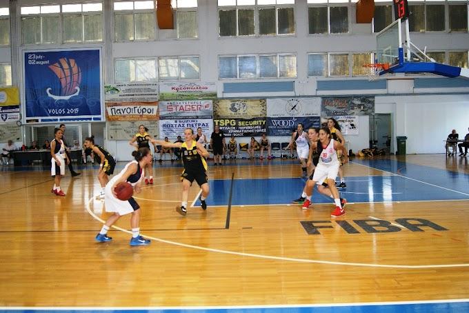 Δεν τα κατάφερε ο Αρης στο Πανελλήνιο Κορασίδων-Ηττα με 50-34 από τον Φάρο Κερατσινίου- Λειβάδης: «Δύσκολο παιχνίδι, σημαντική νίκη»-Φωτορεπορτάζ
