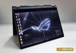 Review: ASUS ROG Flow X13 Mentransformasi Ultrabook Gaming - 5