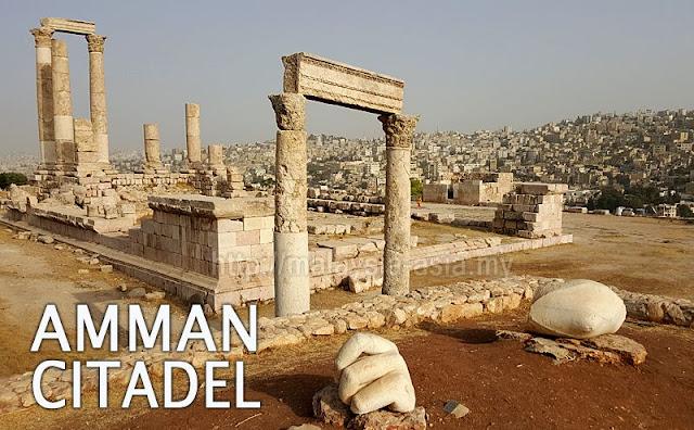 Jordan Citadel Amman