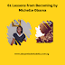 61 Lessons from Becoming by Michelle Obama