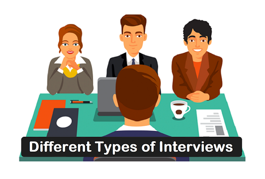 Top 10 Common Yet Most Different Types of Interviews