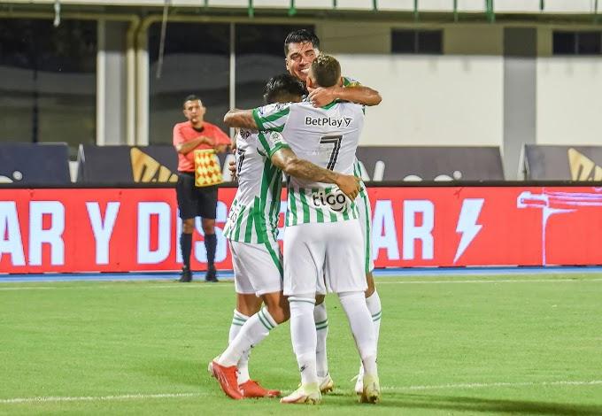 ¡Verde de la esperanza! Atlético Nacional, con gol del 'debutante' Dorlan Pabón, goleó en su visita al Alianza Petrolera