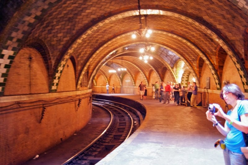 Abandoned Subway Station, City Hall | New York