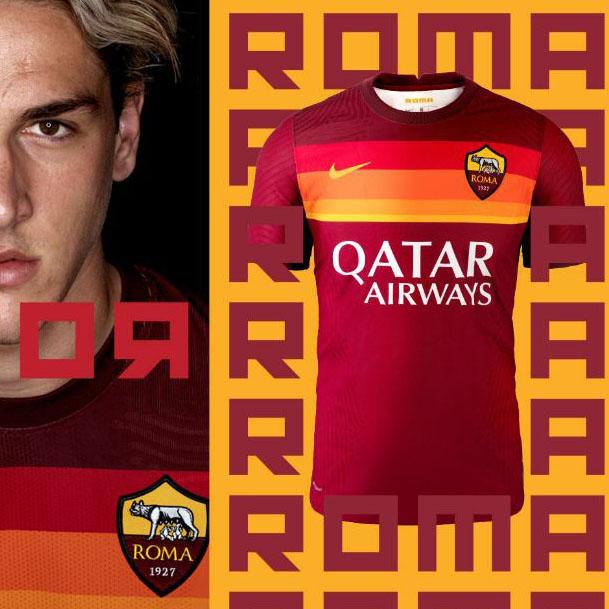 AS Roma Kits 2020/2021 -  DLS2019 Kits