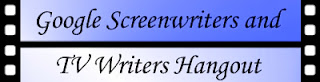Google Screenwriters & TV Writers Hangoug
