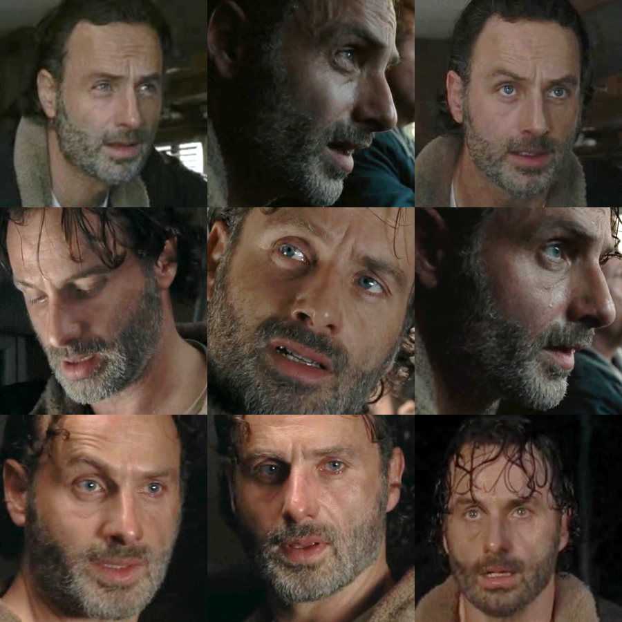 RICK GRIMES LAST DAY ON EARTH