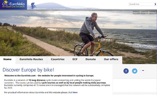 El corredor mediterráneo de la bicicleta Eurovelo recorrerá más de 150 kilómetros de la provincia de Castelló