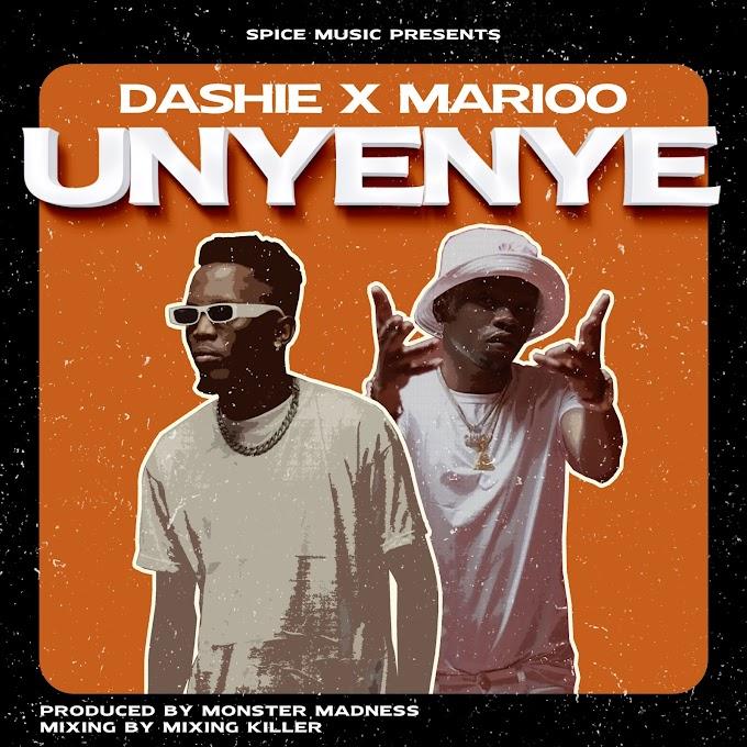 AUDIO | Dashie X MARIOO - UNYENYE | Download