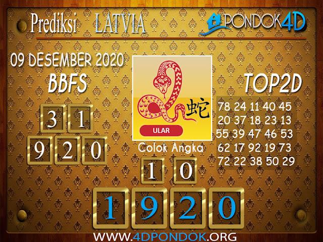 Prediksi Togel LATVIA PONDOK4D 09 DEaSEMBER 2020