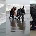Extranjera intentó acabar con su vida en el mar de Buenos Aires