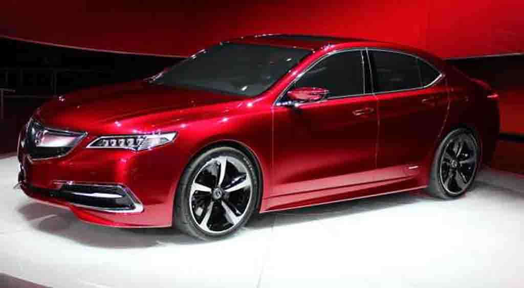 2017 Acura Tlx Changes Redesign And Release Date Cars News Spesification