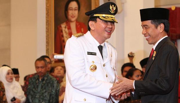 Jokowi Ahok