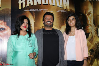 Bollywood Celebrities at Rangoon Movie Special Screening Feb 2017 09.JPG