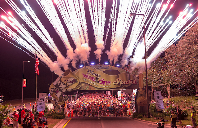 Disney Wine&Dine Half Marathon Weekend