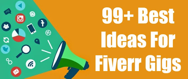 Ideas For Fiverr Gigs