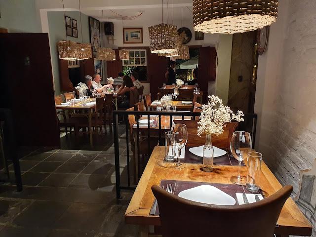 Blog Apaixonados por Viagens - Tiradentes - Gastronomia - Via Destra Ristorante