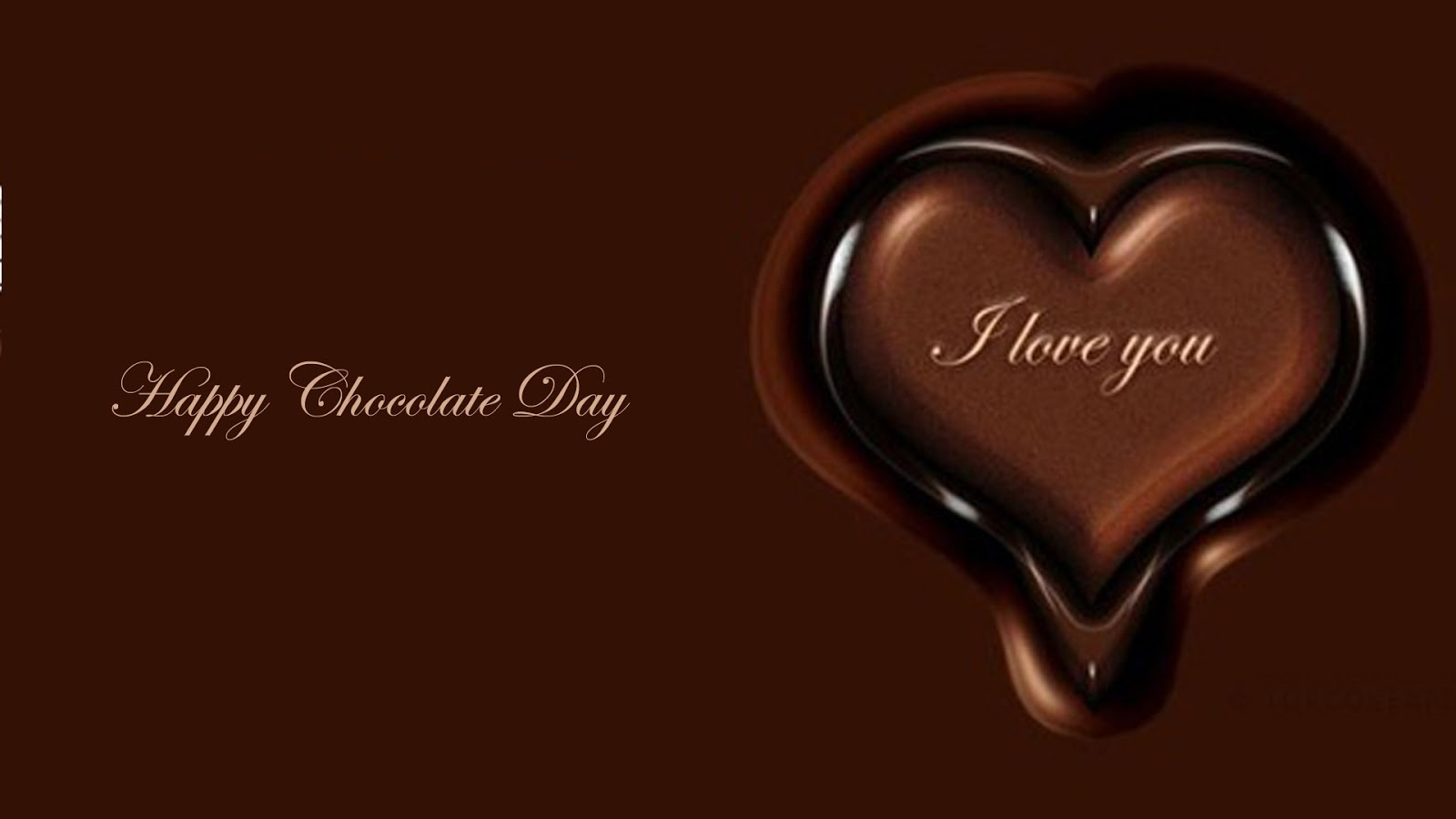 Happy Chocolate Day 2017 Images, Pictures, HD Wallpapers Pics Free ...