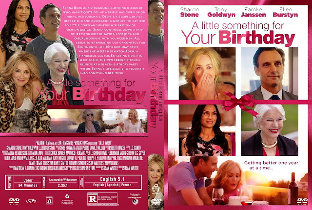 A Little Something for Your Birthday DVD Cover