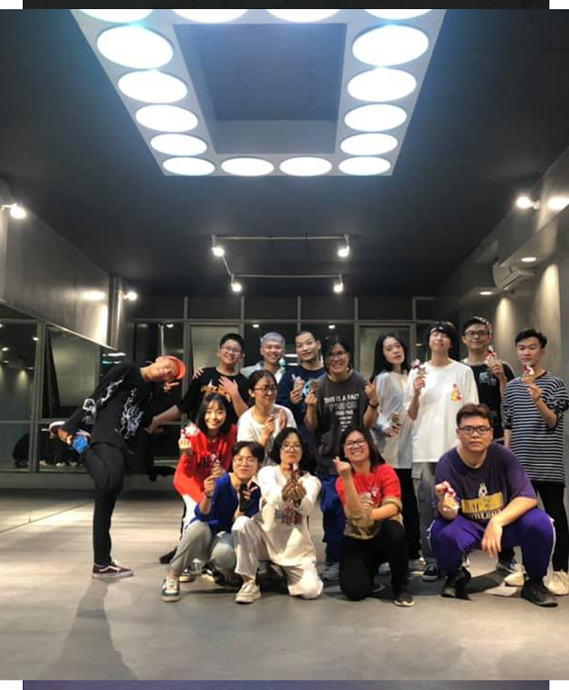 [A120] Tìm hiểu khóa học nhảy HipHop tại Hà Nội cho người mới bắt đầu
