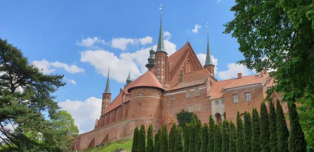Wzgórze katedralne bazylika, Frombork