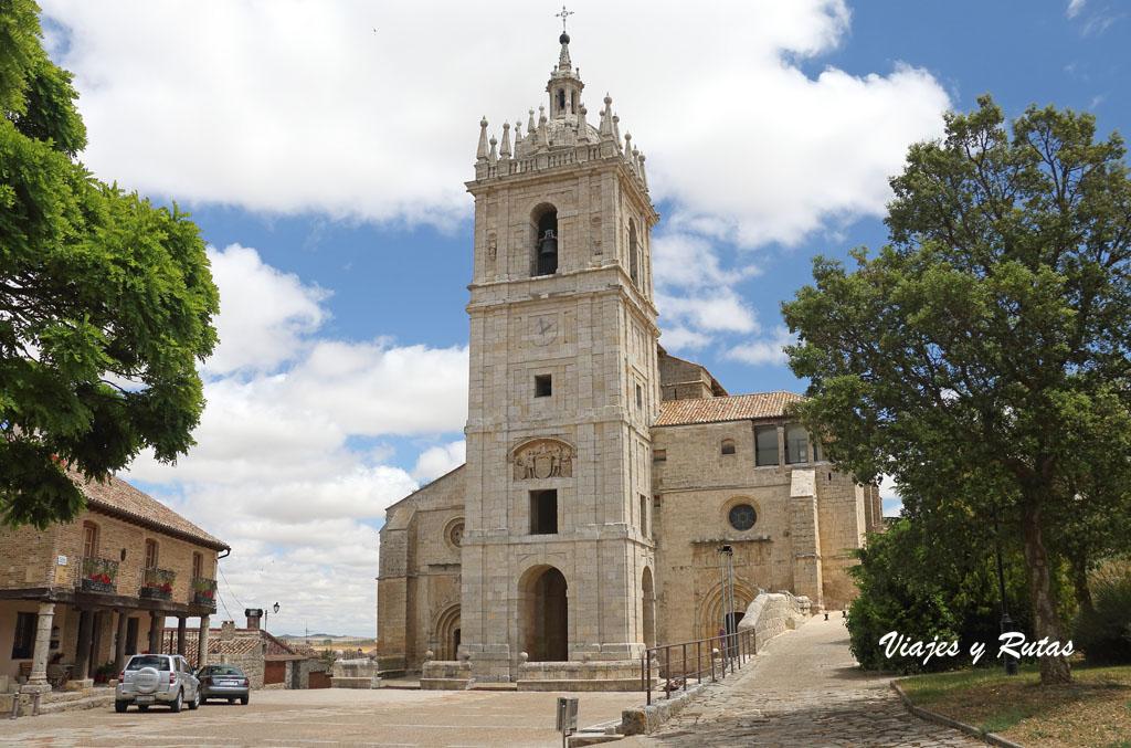 Iglesia de San Hipólito el Real de Támara de Campos