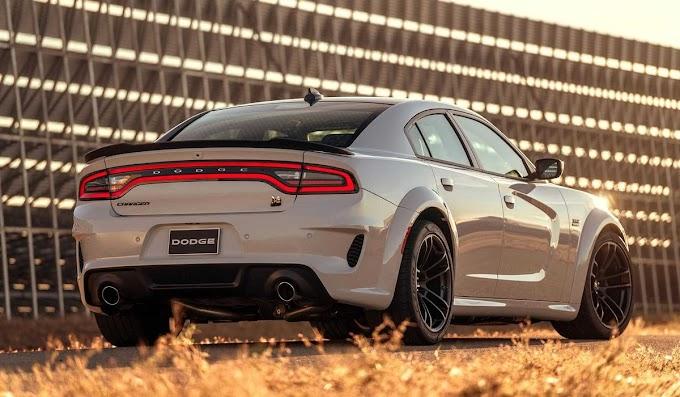 Dodge Charger SRT 697bhp Hellcat Widebody Revealed 2019