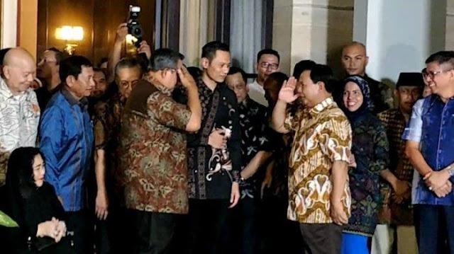 Prabowo-SBY Duet Kampanye di Jatim dan Jateng