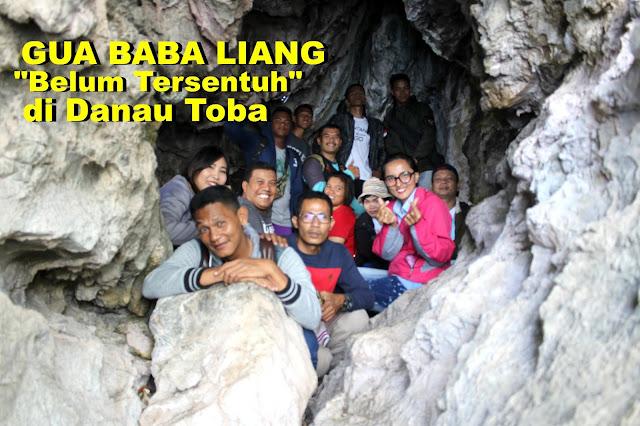 Gua Babaliang di Simalungun