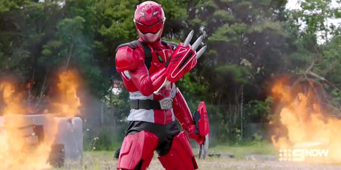 Power Rangers Beast Morphers Episode 14 Subtitle Indonesia