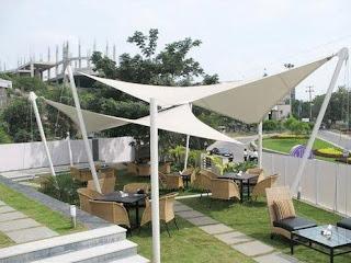 tenda Membrane layang/kelalawar