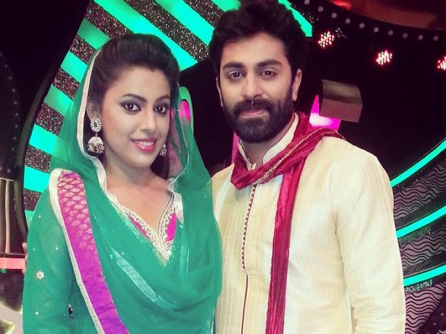 Jewel Mary and Govind Padmasoorya- anchors of  Idea D4Dance
