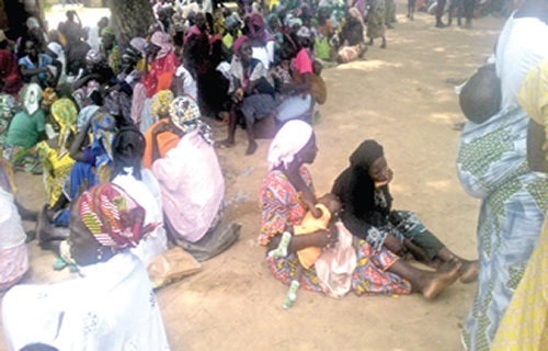Report: Nigeria camp guards 'sexually abused B'Haram victims'