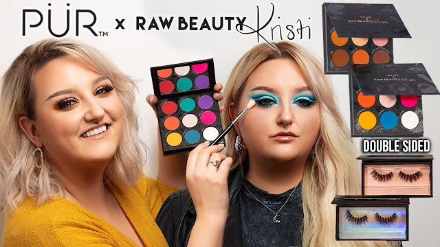 Pur x Raw Beauty Kristi